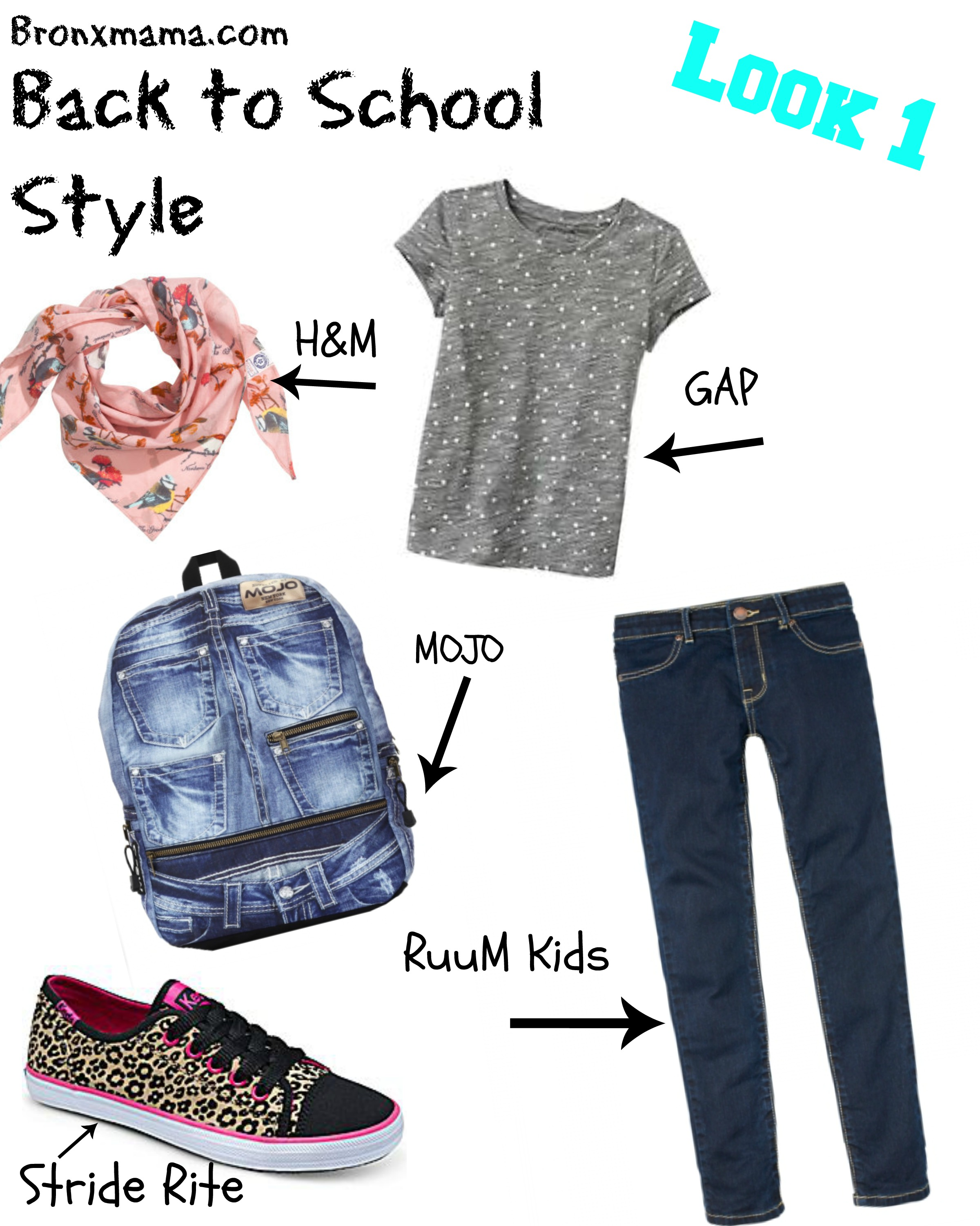 First Day Of School 2014 Style Back To School Style Quiz