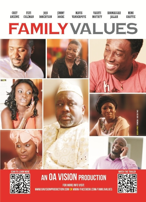 The Fatherhood Image Film Festival: Family Values Screening