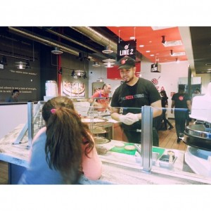 Build Your Own Pizza at Fordham's Pizza Studio