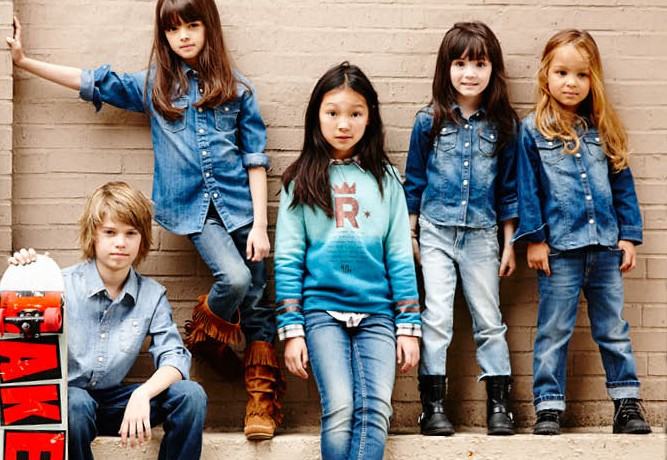 Fall Looks from Ruum Kids