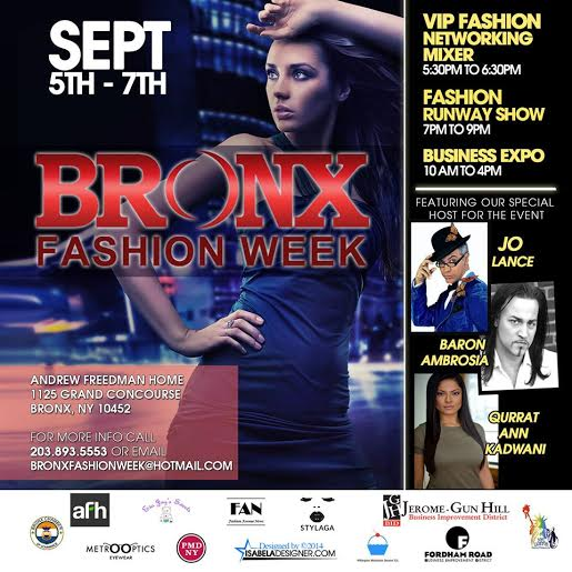 The Scoop on Bronx Fashion Week