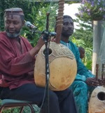 First Friday Music with Salieu Suso and Malang Jobarteh