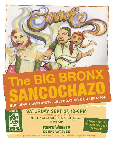 The Big Bronx Sancochazo