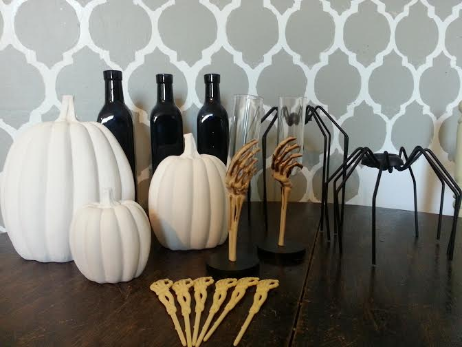 Halloween Entertaining with Oriental Trading