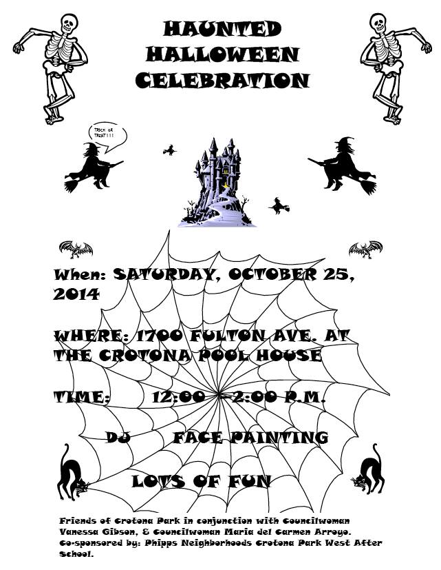 Haunted Halloween Celebration