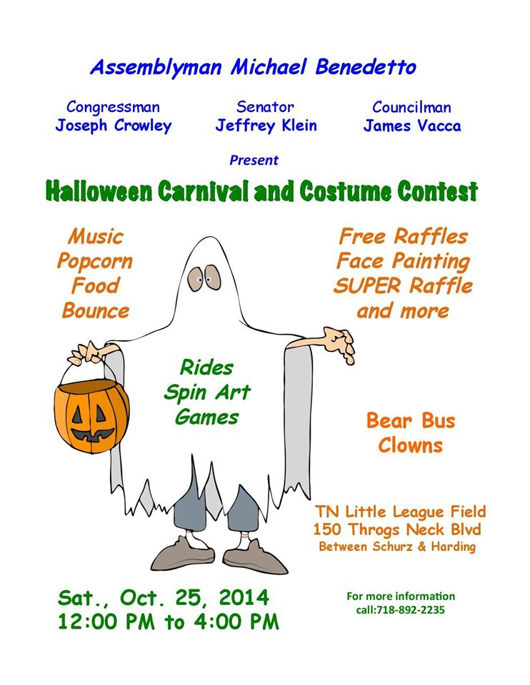 Halloween Carnival and Costume Contest