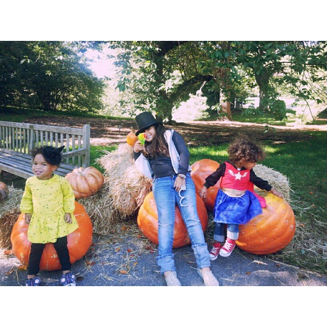 Halloween Fun at the Haunted Pumpkin Garden