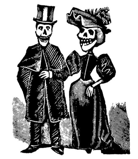 Dia de los Muertos at BAAD!