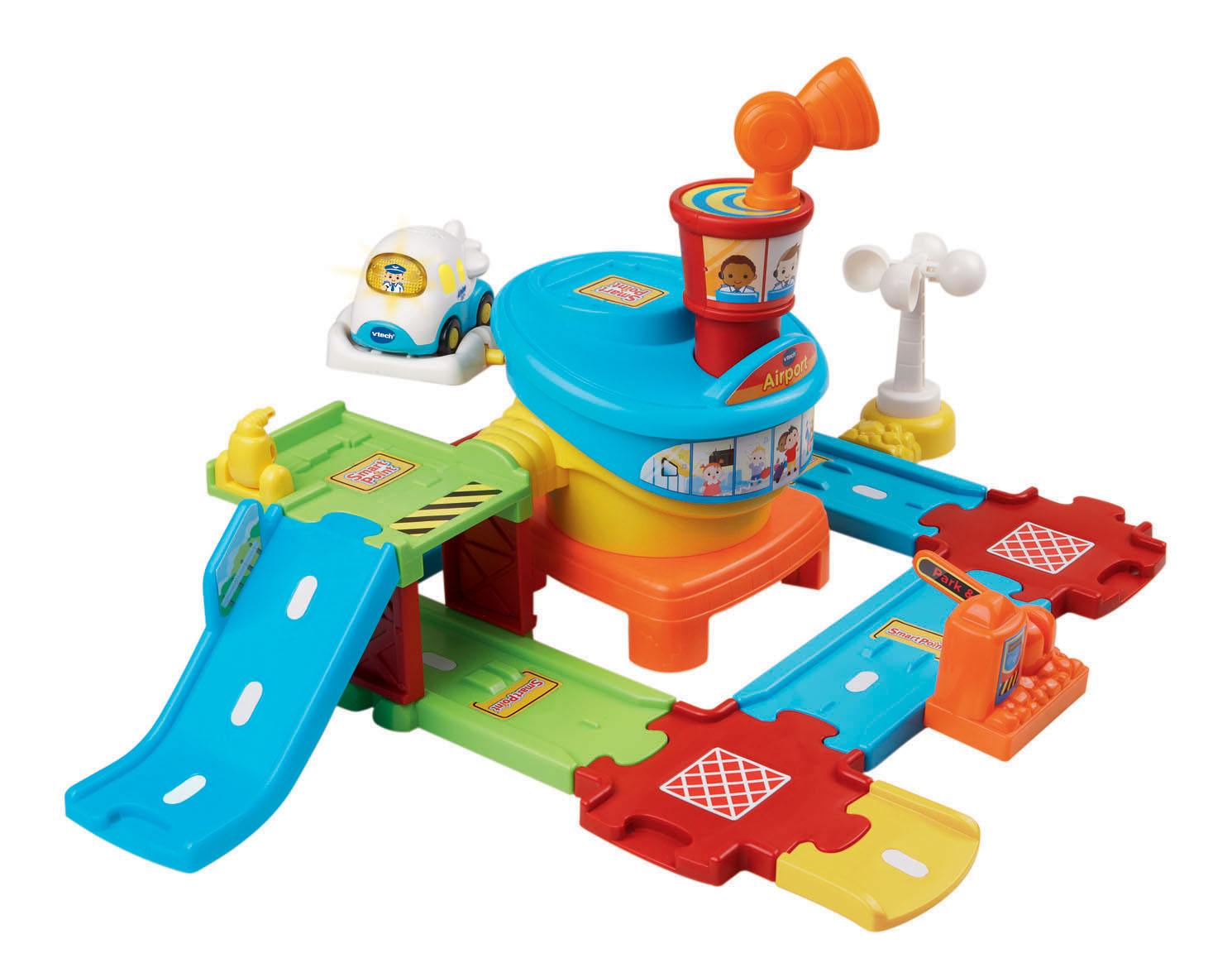 GGSW Airport Playset