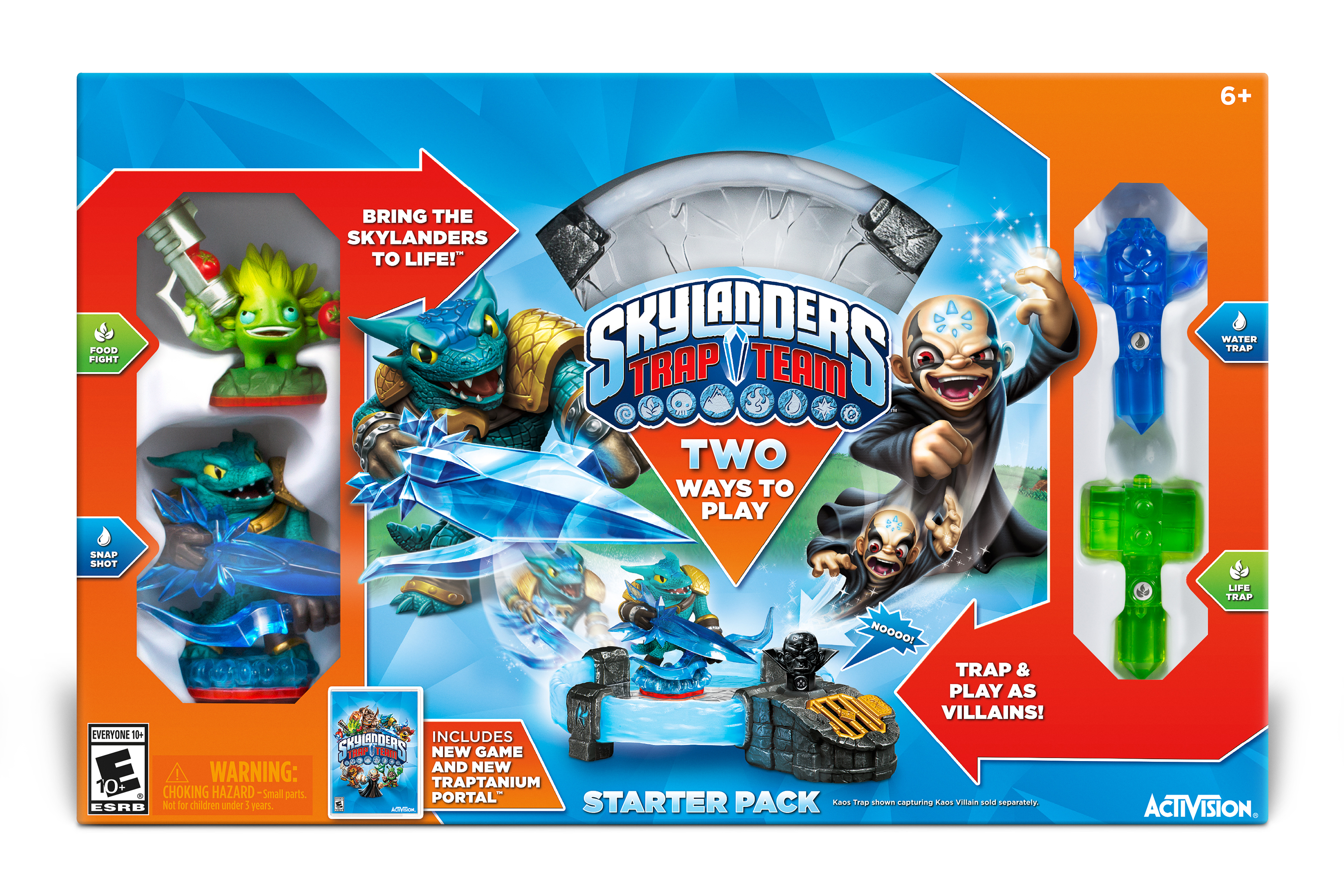 eConnected-SkylandersTrapTeam