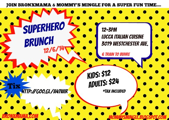Superhero Brunch