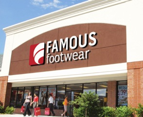 Grand Opening Fun with Famous Footwear