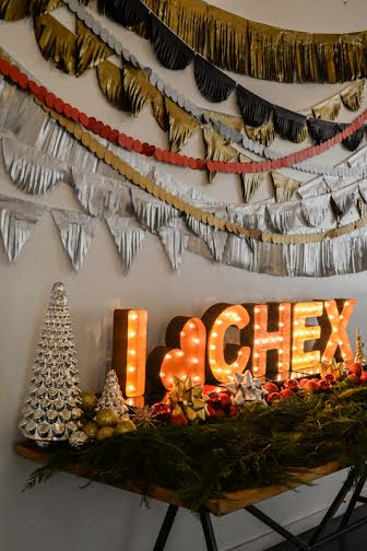 Holiday Entertaining with Chex Party Mix