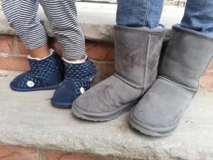 Staying Warm: EMU Boots