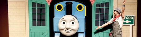 'All Aboard with Thomas & Friends' at The New York Botanical Garden, Jan 3-25