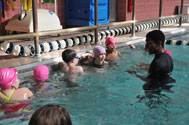 Learn to Swim Vacation Camp with NYC Parks