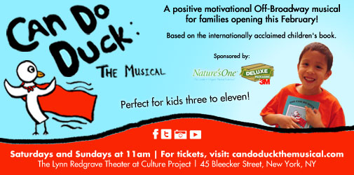 Can Do Duck Musical + Special Offer