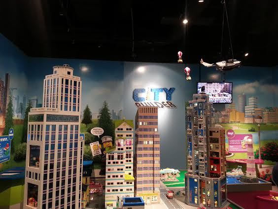 Legoland Discovery Center Adds New City Builders Feature