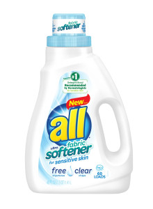 Getting Your Skin Ready for Spring with all® Free Clear Detergent
