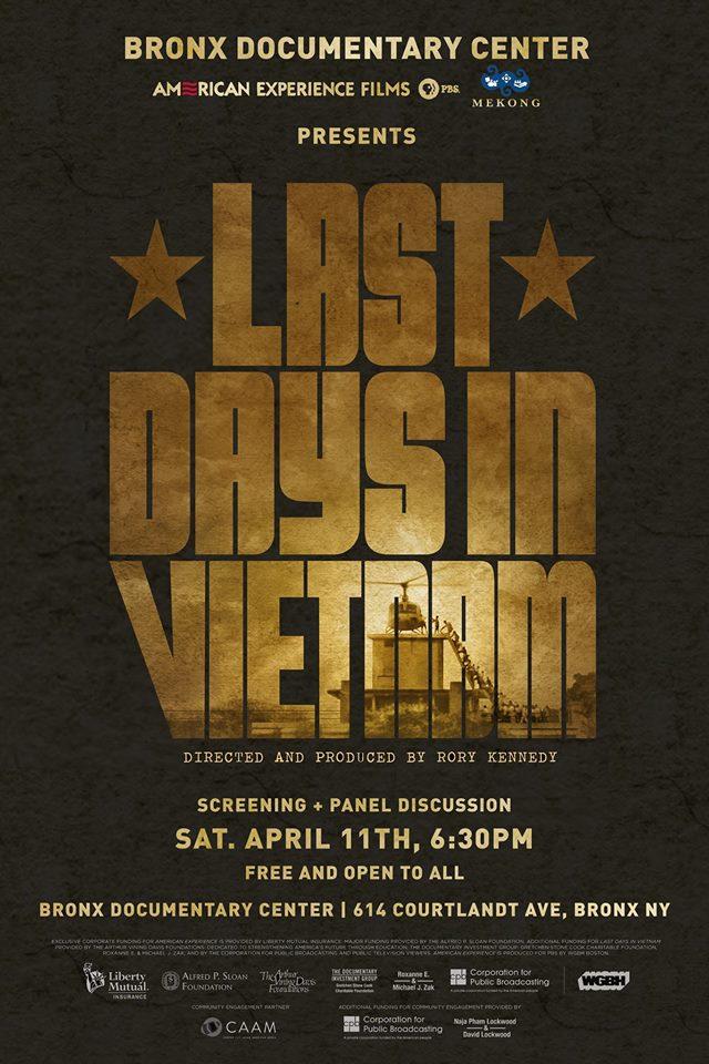 Last Days in Vietnam Screening