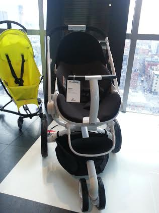 Finally, a Car Seat You Design Yourself #CosiStyle