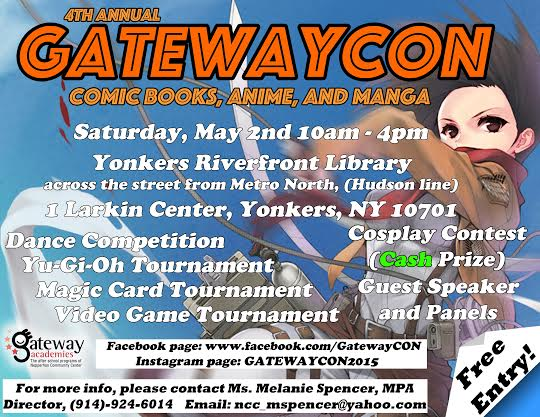 Nearby: GatewayCON 2015
