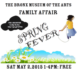 Family Affair at Bronx Museum of the Arts