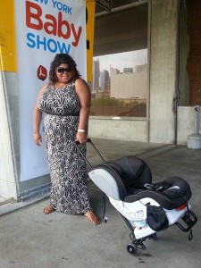 Carseat Safety with Britax: Advocate ClickTight