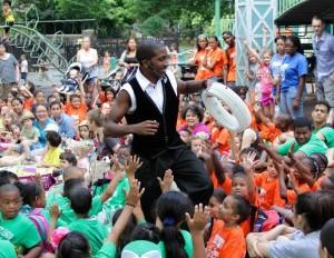 SummerStage Kids in the Bronx