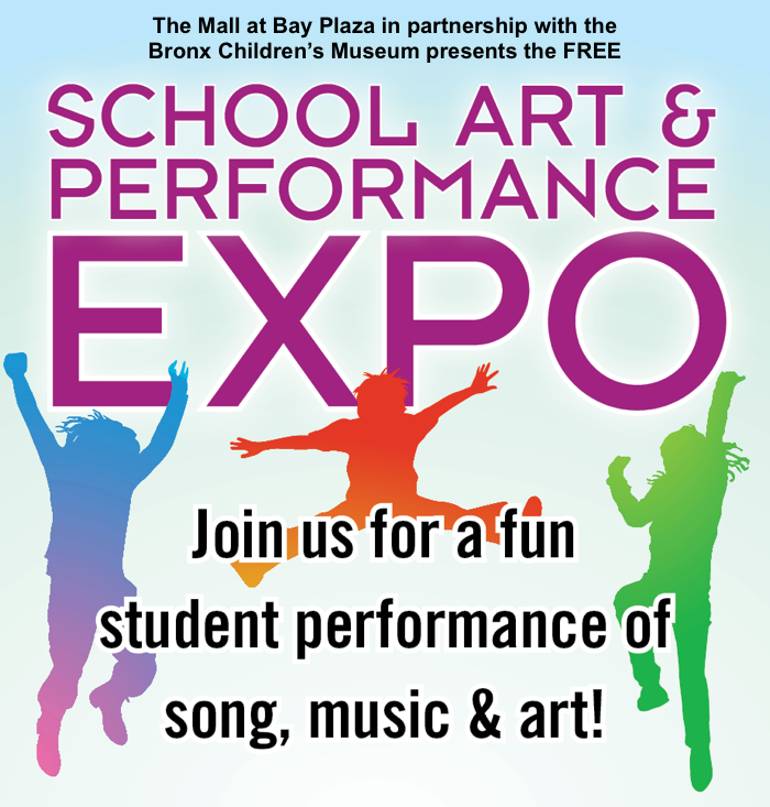 School Art and Performance Expo at Mall at Bay Plaza