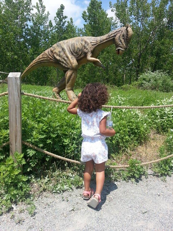 Nearby: Last Chance to Visit Field Station: Dinosaurs in Secaucus