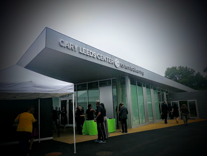 NYJTL Opens Cary Leeds Center in Crotona Park