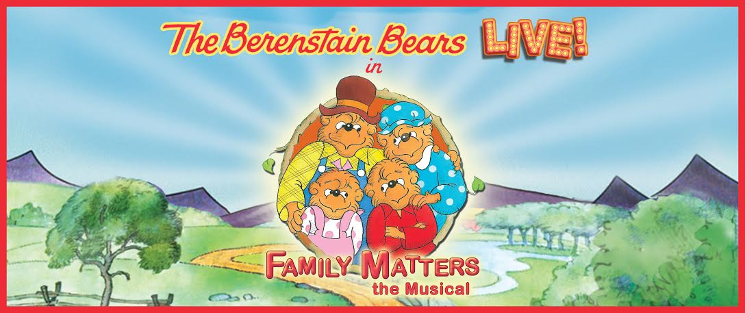 The Berenstain Bears Live! + Giveaway!