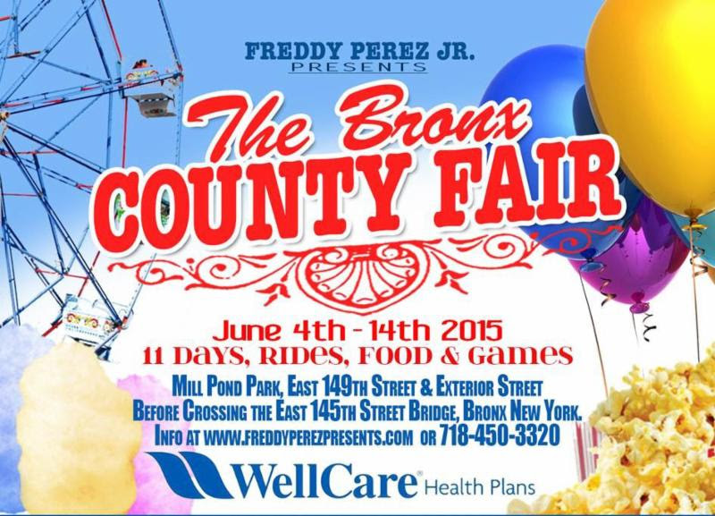 Bronx County Fair