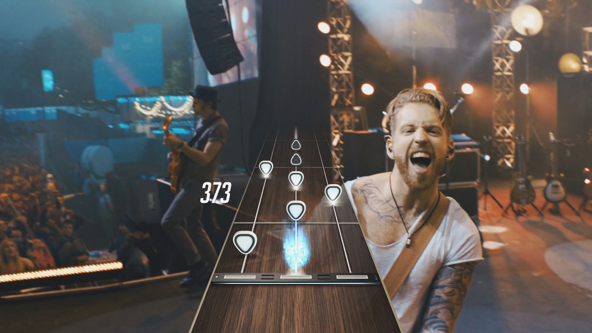 Previewing Guitar Hero Live