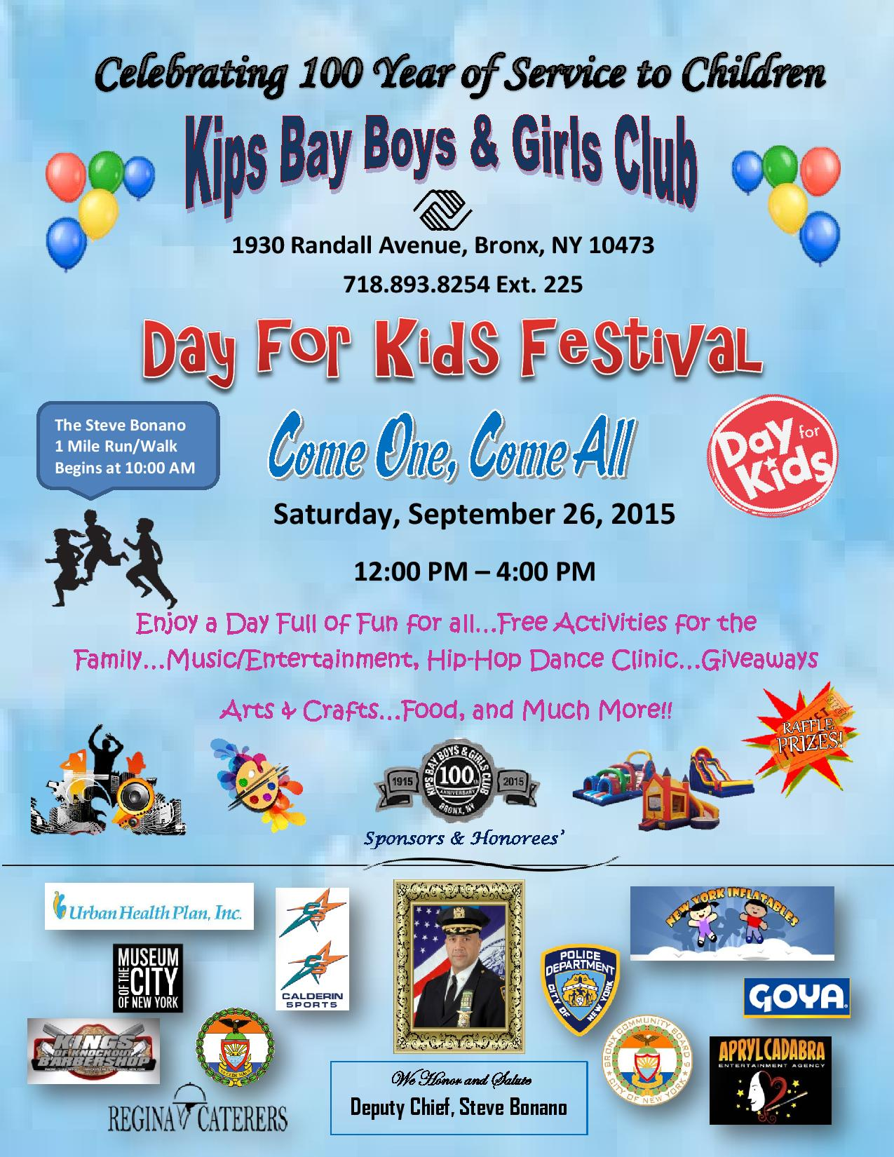 Day for Kids Festival