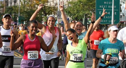 NYRR Bronx 10-Mile to Feature 10,000 Runners and First-Ever NYRR Bronx 5K