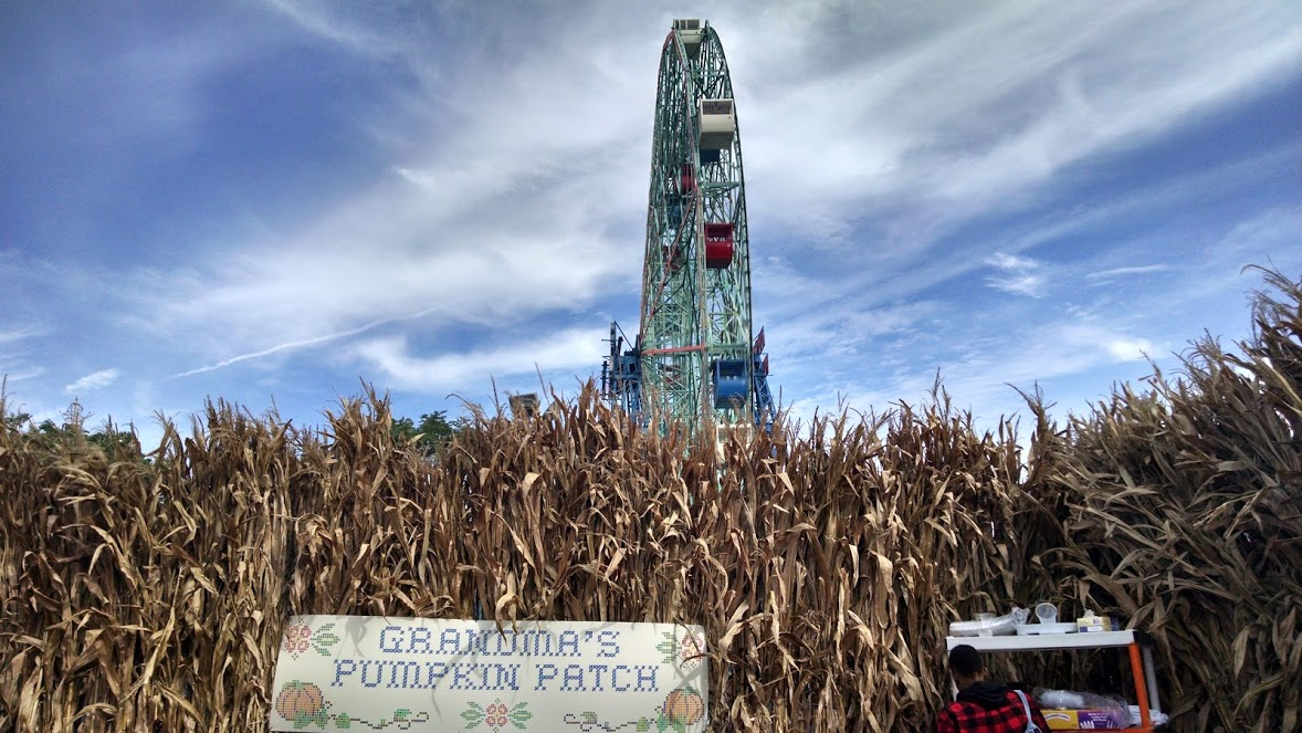 Nearby: Halloween Harvest at Coney Island