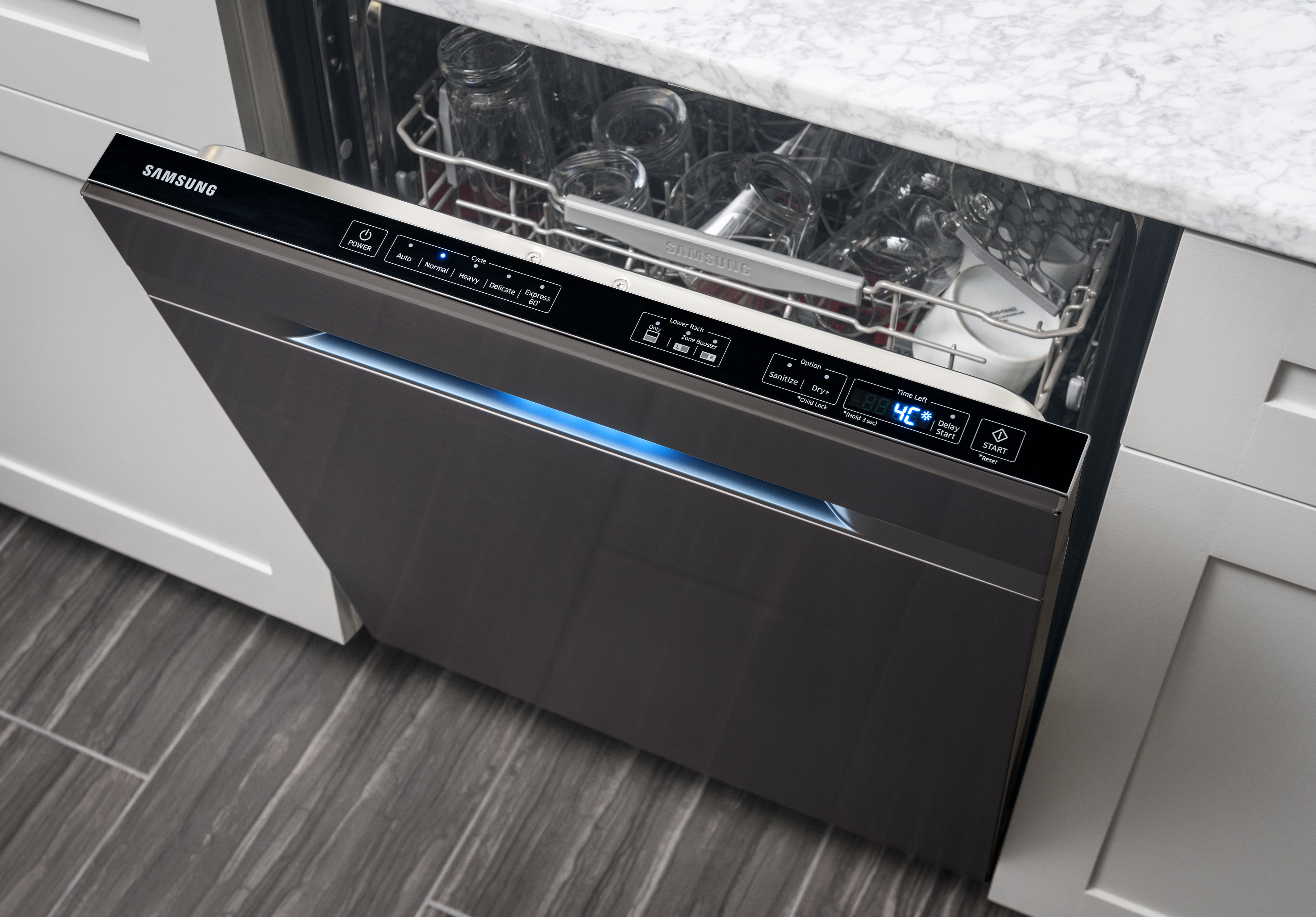 Black Stainless Steel Lifestyle