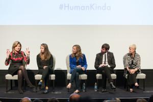 HumanKinda Panel_Arianna Huffington
