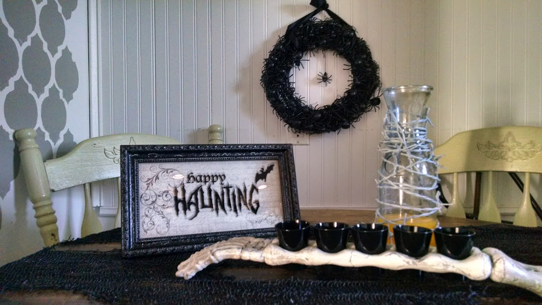 Halloween Decor from Oriental Trading + Costumes!