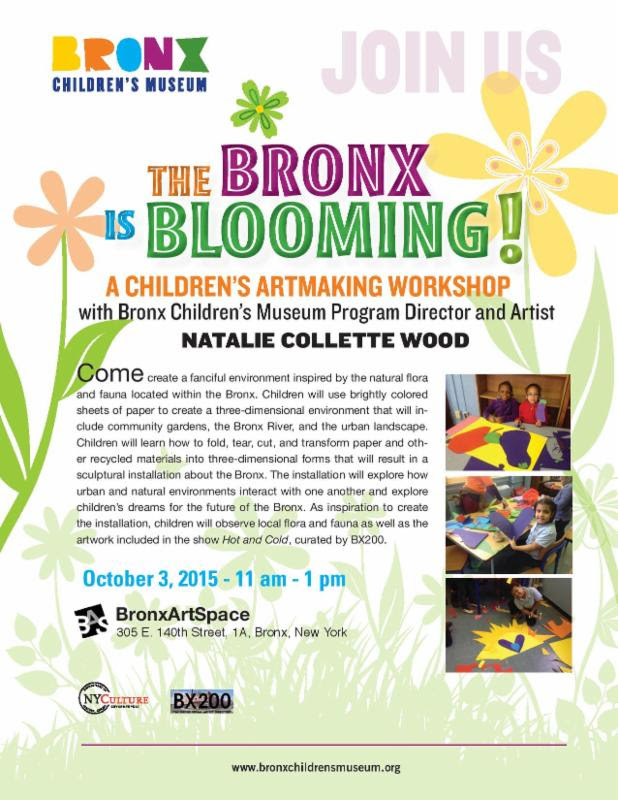 Children's Artmaking Workshop
