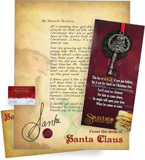 Personalized Santa Letters Discount Code Giveaway