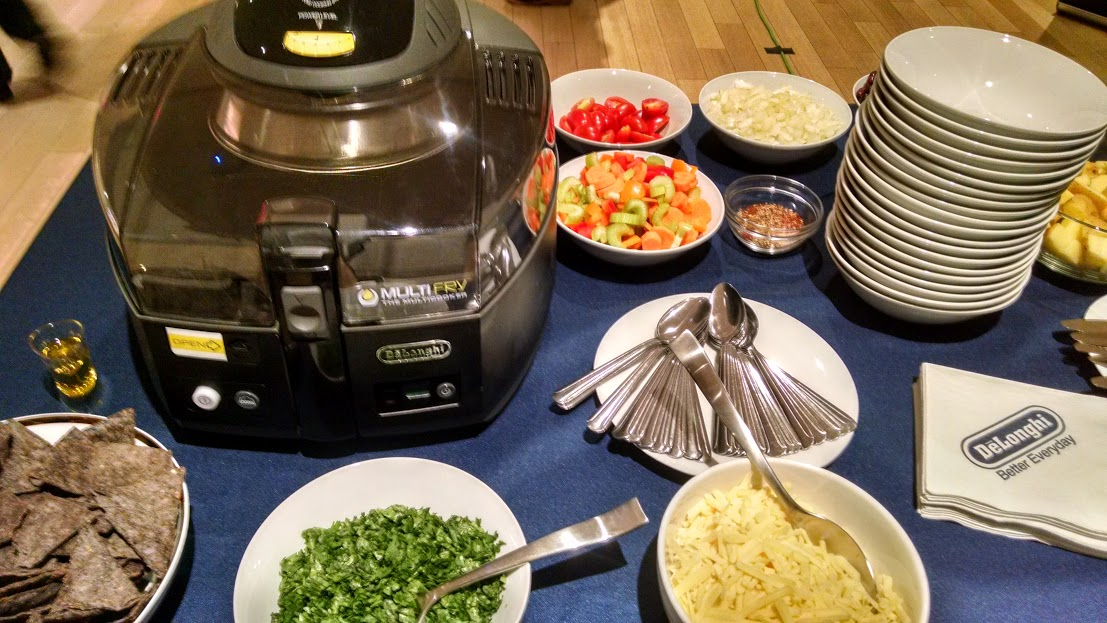 Checking Out the De'Longhi MultiFry