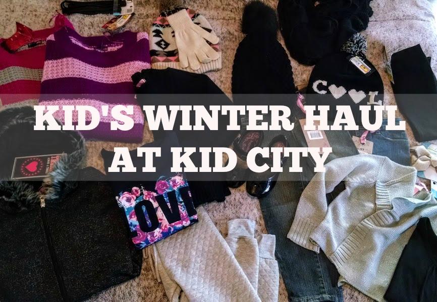 Kid's Winter Haul at Kid City
