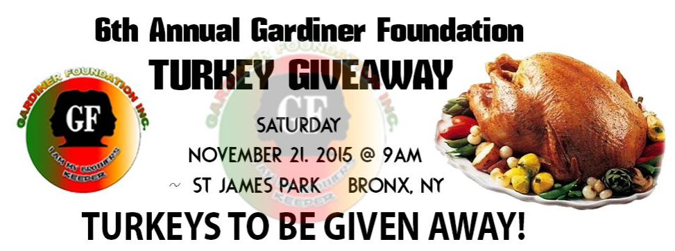 Turkey Giveaways and Volunteer Opportunities in the Bronx