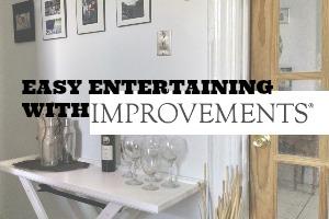Easy Entertaining with Improvements Catalog