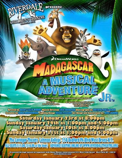 Madagascar at Lehman College