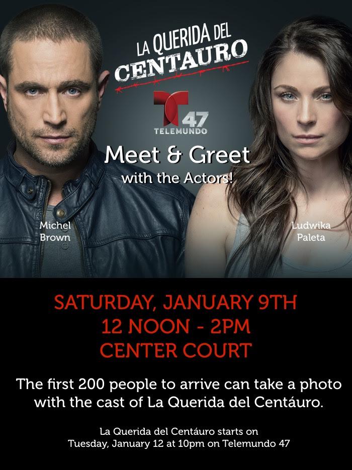 Meet & Greet at the Mall at Bay Plaza