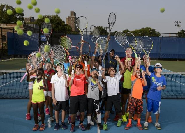 "New York Junior Tennis & Learning ""School's Out Day Camps"""
